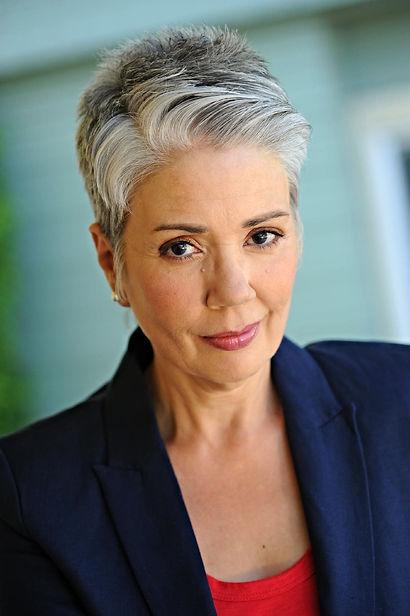 Elise Santora, Actress - Upscale Corporate Headshot