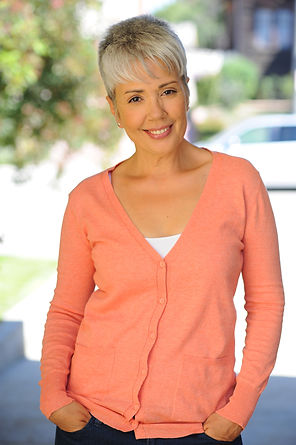 Elise Santora, Actress - Mom Headshot