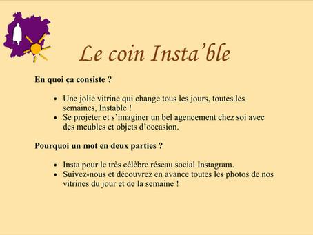 Le Coin Insta'ble