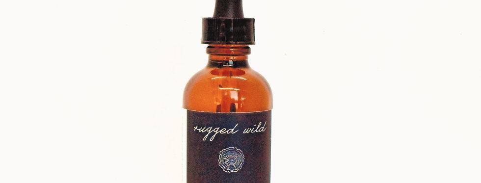 RUGGED WILD BEARD OIL