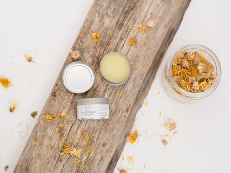 Treat Your Skin with Calendula