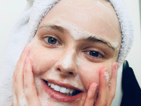To Cleanse - Step 1 of your skincare ritual