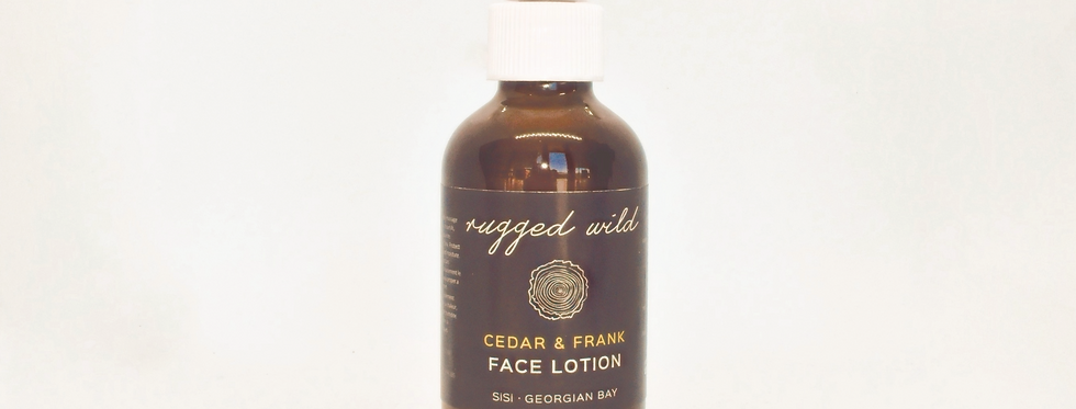 RUGGED WILD FACE LOTION