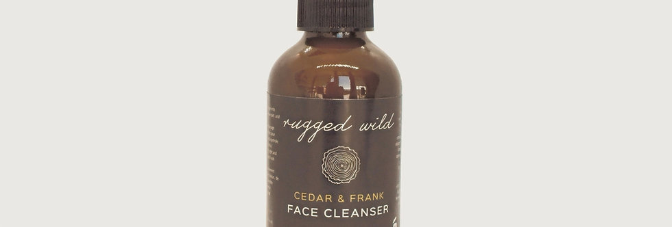 RUGGED WILD FACE CLEANSER