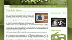 """kümmel"" Rezension Folknews"