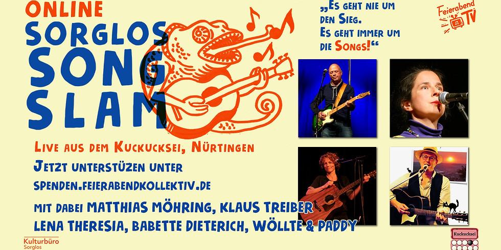 Online Sorglos Song Slam | Feierabend TV