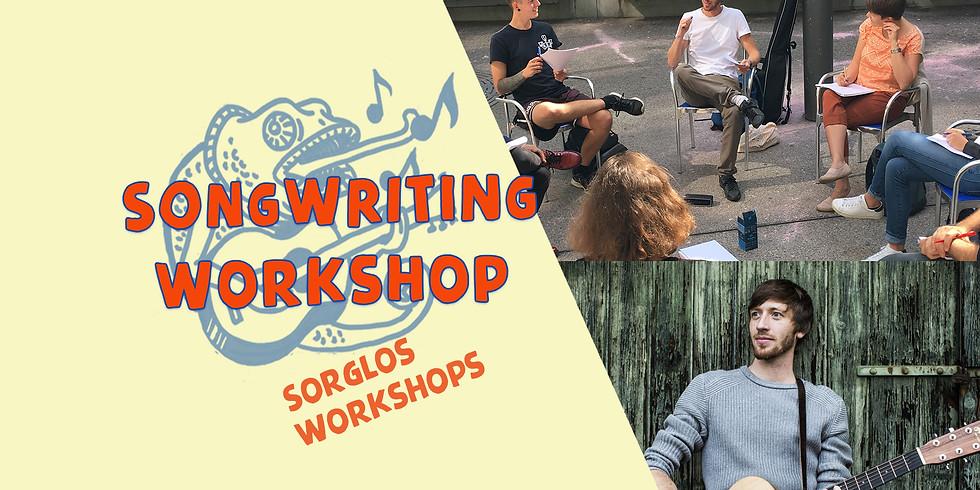 ABGESAGT! Sorglos Songwriting Workshop | Stuttgart