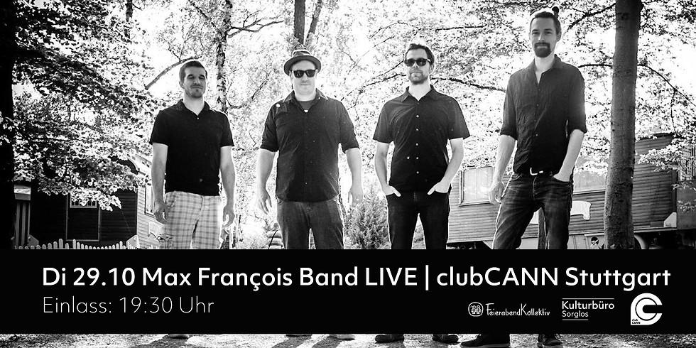 Max François Band LIVE