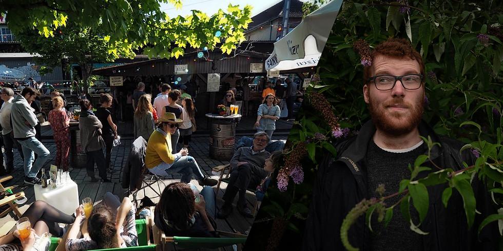 Tobias Dellit LIVE @ Kulturinsel Biergarten