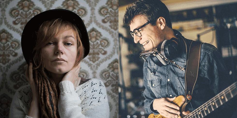 Bea Bacher & Christian Schüll LIVE   Feierabendgartenkonzert