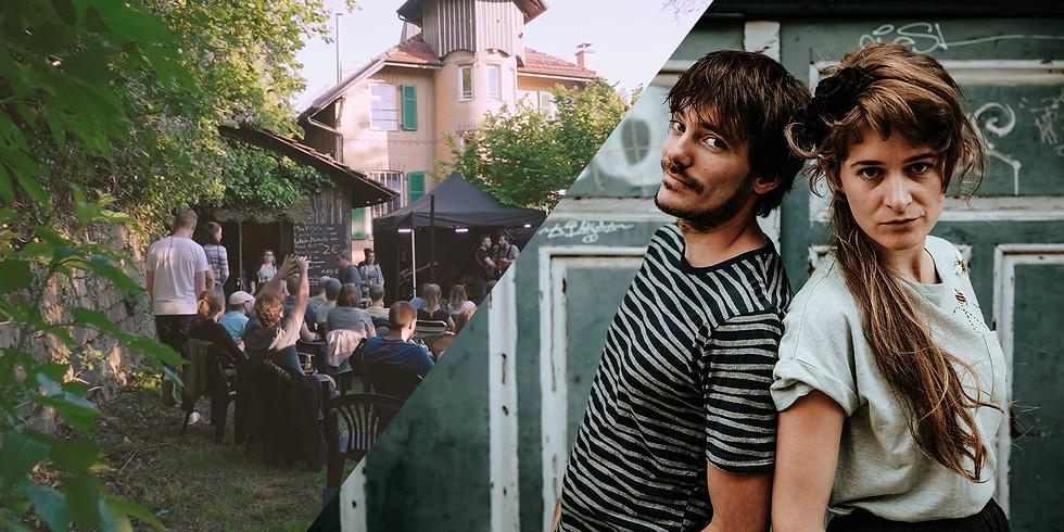 Mackefisch LIVE | Feierabend TV Gartenkonzert