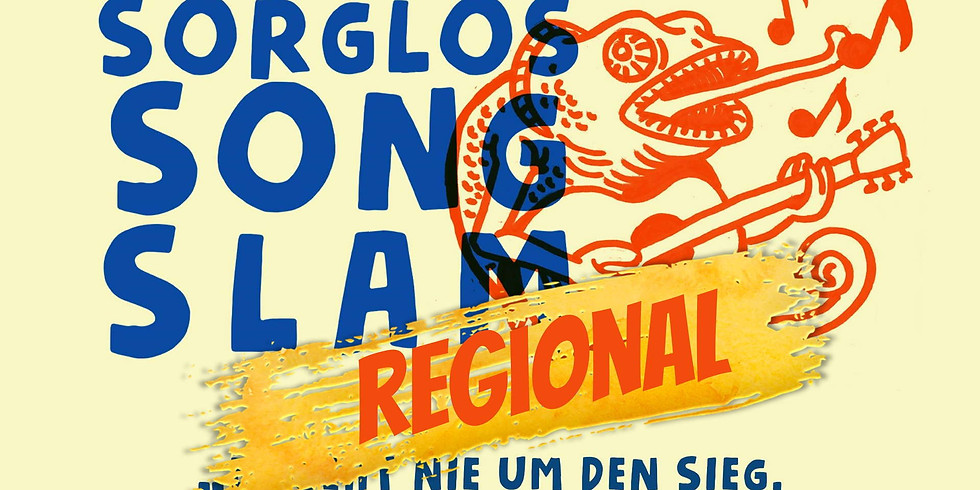 Sorglos Song Slam // Regionale Band Edition
