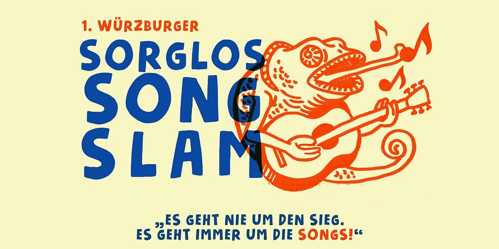 1. Sorglos Song Slam (Würzburg)