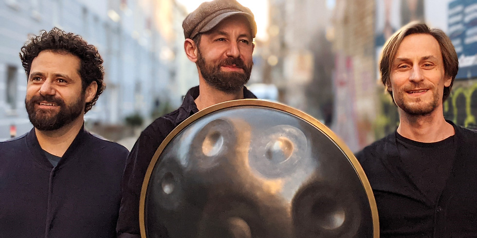 MÃO [Handpan-Acoustic-Jazz] | Feierabend TV