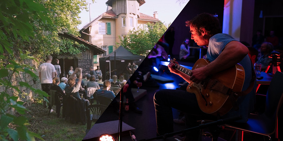Thomas Putze LIVE  Feierabendgartenkonzert