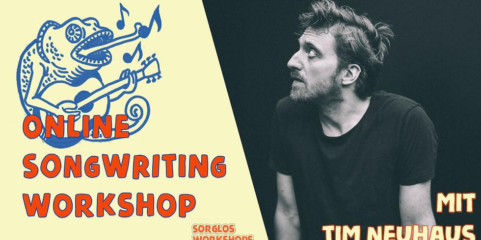 Songwirting Workshop Online mit Tim Neuhaus  | Teil 2