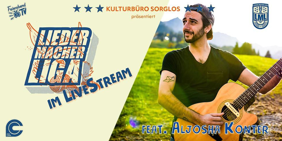 Liedermacher!innen Liga feat. Aljosha Konter // Nürtingen