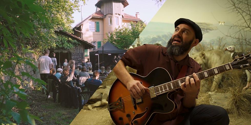 Albert Schnauzer in Stücken Live | Feierabendgartenkonzert