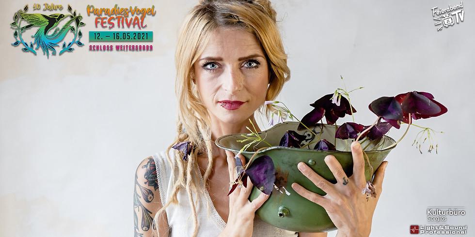 18:00 Uhr - Sarah Lesch | Paradiesvogel Festival 2021