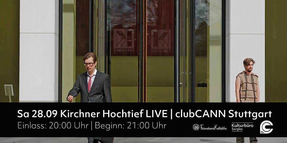 Kirchner Hochtief clubCANN Backstage