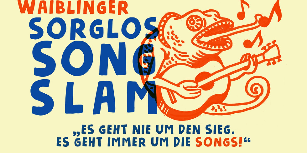 Sorglos Song Slam Online | Waiblingen
