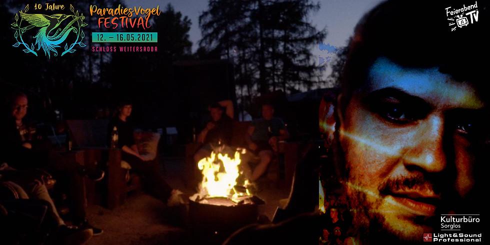 22:30 Uhr - DJ Danny B (Heidewitzka Festival) |  10. Paradiesvogel Festival