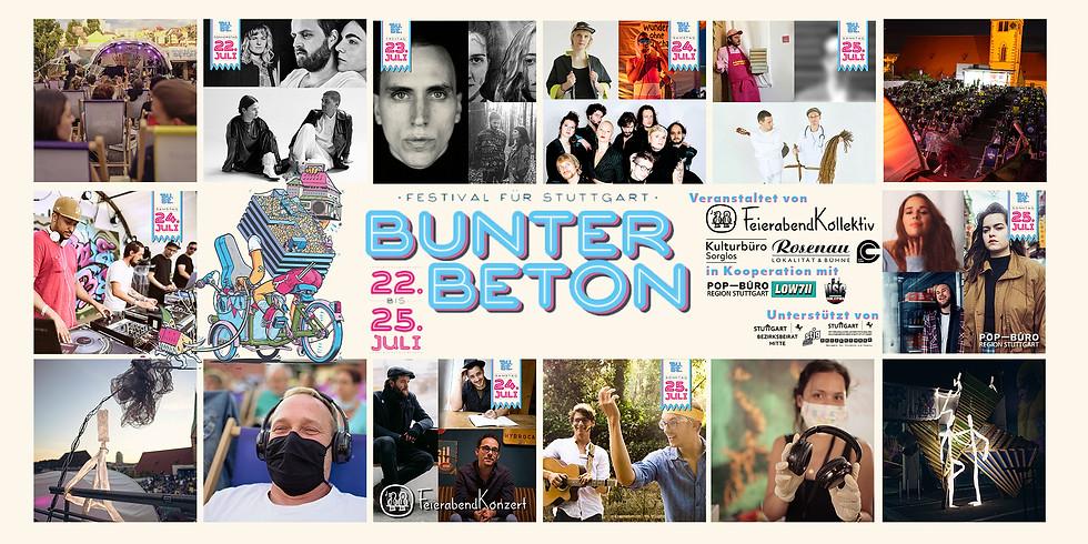 Bunter Beton Festival 2021