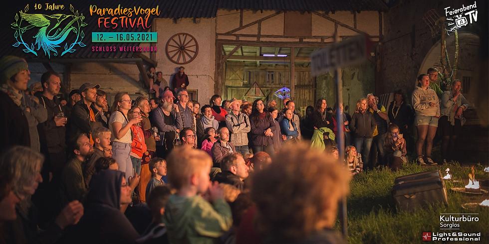 Paradiesvogel Lagerfeuer Momente  | 10. Paradiesvogel Festival