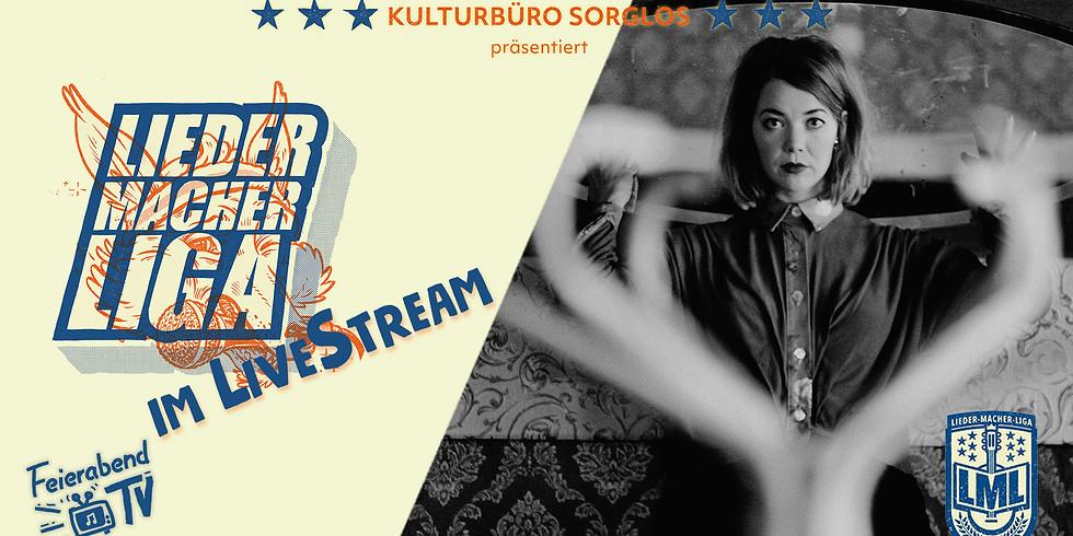 Online Liedermacher!innen Liga feat. Magdalena Ganter
