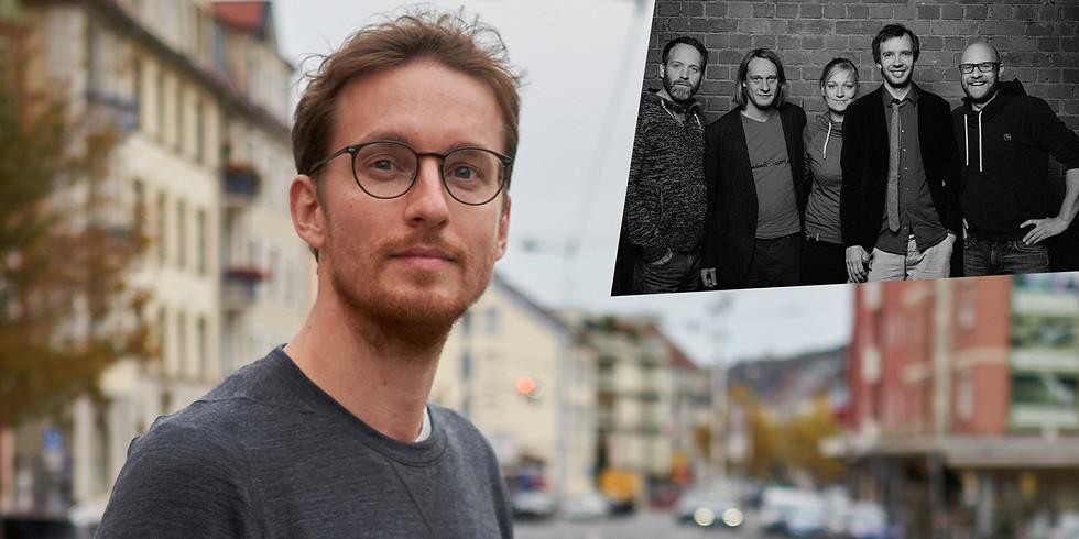 Hannes Wittmer & Café 612 · Kultursommer |Scala Ludwigsburg