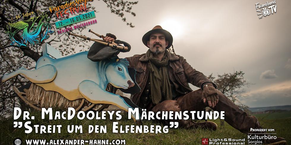 14:00 Uhr - [KINDERPROGRAMM] Doc MacDooleys Elfenstunde | 10. Paradiesvogel Festival
