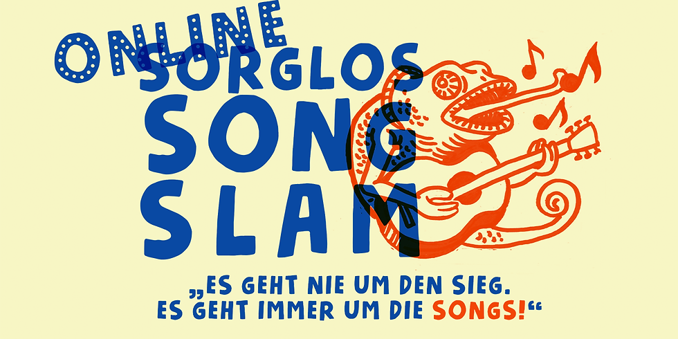 Sorglos Online Song Slam