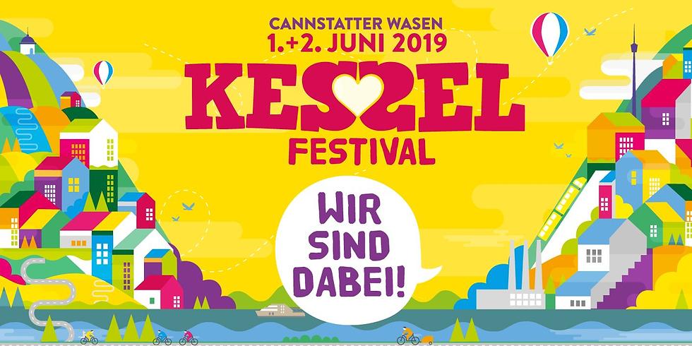 KIS POP-UP-BÜHNE @Kesselfestival