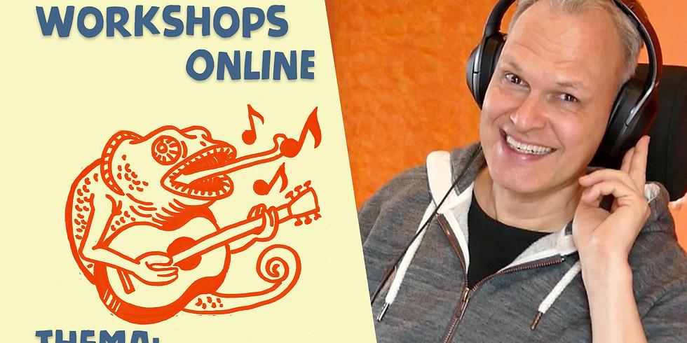 Music Producing Online Workshop mit Produzent Andy Horn   Teil 1