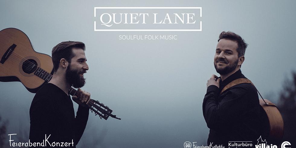 Quiet Lane LIVE  Feierabendgartenkonzert