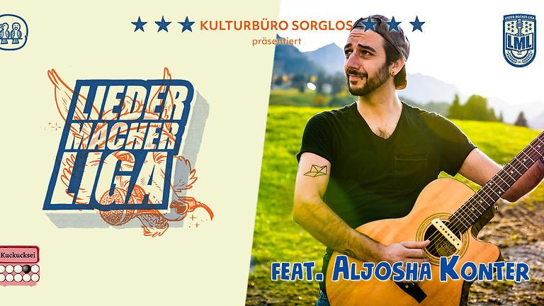 Liedermacher!innen Liga feat. Aljosha Konter |Nürtingen