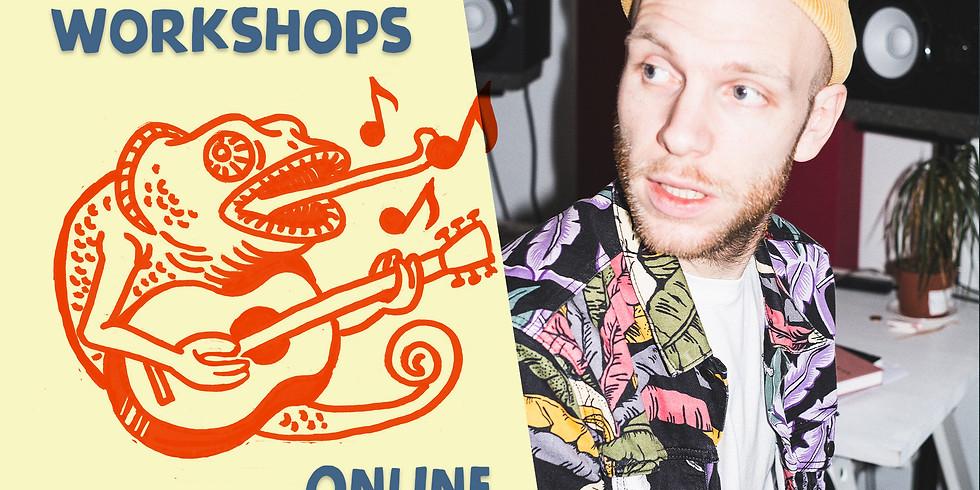 Songwirting Workshop Online mit Haller | Teil 1