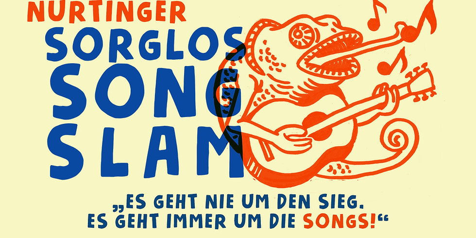 Sorglos Song Slam | Nürtingen