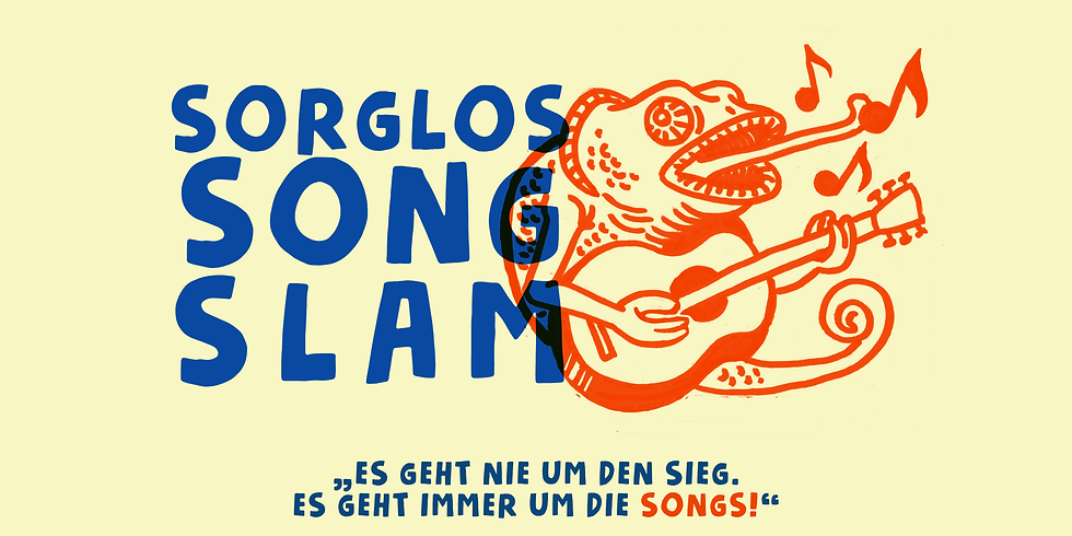 Sorglos Song Slam | Waiblingen