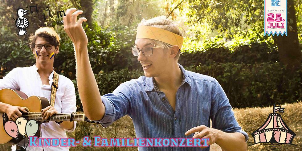 LARIFARI - KINDERKONZERT (Kopfhörer-Konzert) // BuBe2021