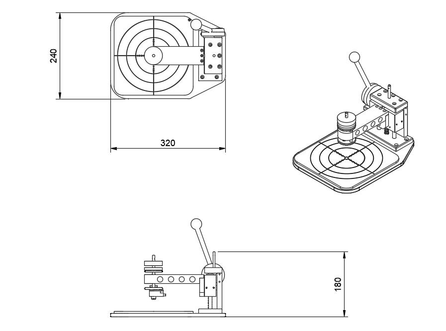 RG-5寸法図