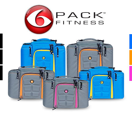 6 PACK BAGS | 6 PACK FITNESS KANSAS CITY | 6 PACK BAGS LEE'S SUMMIT
