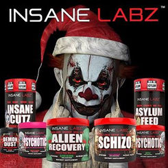 PSYCHOTIC PRE-WORKOUT, INSANE LABS KANSAS CITY, INSANE LABS LEE'S SUMMIT