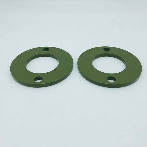 .25 inch (7mm) Shim Spacers for Honda Civic & CR-V