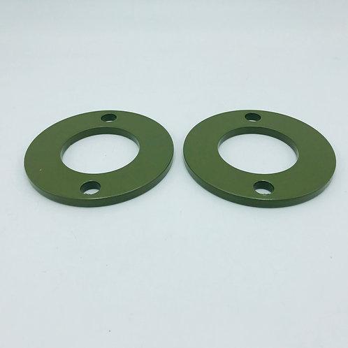 Kit de cuñas de elevación de 6mm Civic / CRV