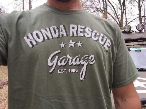 Garage T Shirts : Gas monkey garage t shirt distressed with blood custom hot