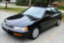 lifted 1996 Honda Accord
