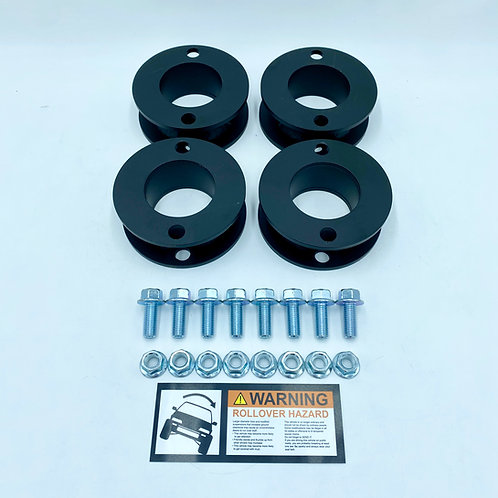 2 inch (51mm) Lift Kit for 1988-2000 Honda Civic/Wagon (Black)