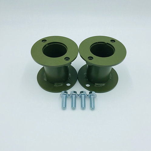 3.5 inch (89mm) EXTREME spacers for Honda Civic & CR-V (rear)