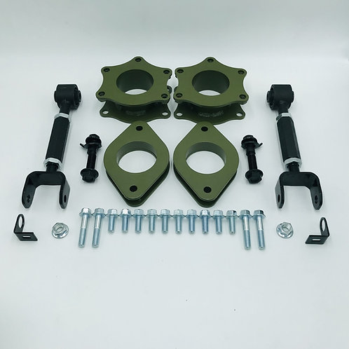 2 inch (51mm) Lift Kit with Camber Adjusters for 2007-2016 Honda CR-V